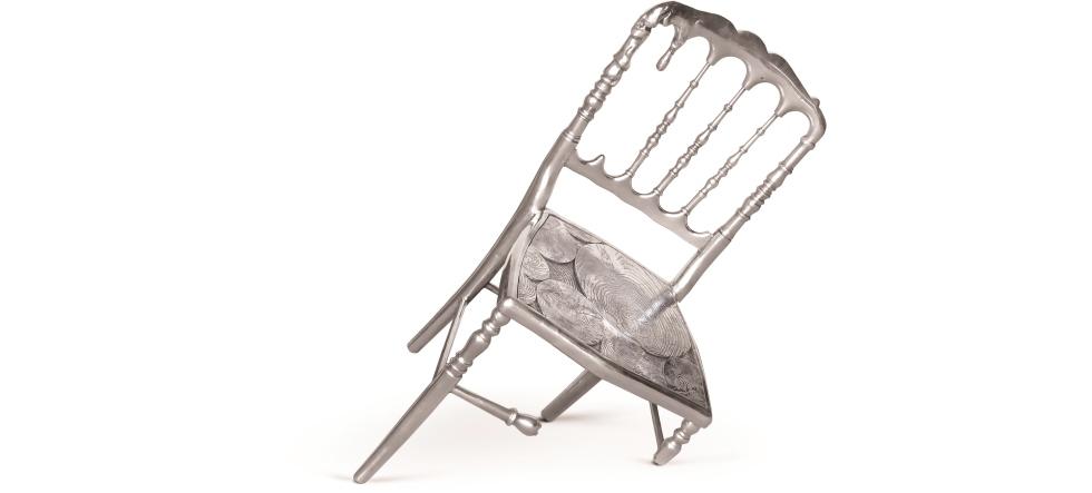 Nouvelle chaise Emporium par Boca do Lobo Nouvelle chaise Emporium par Boca do Lobo chaise grey