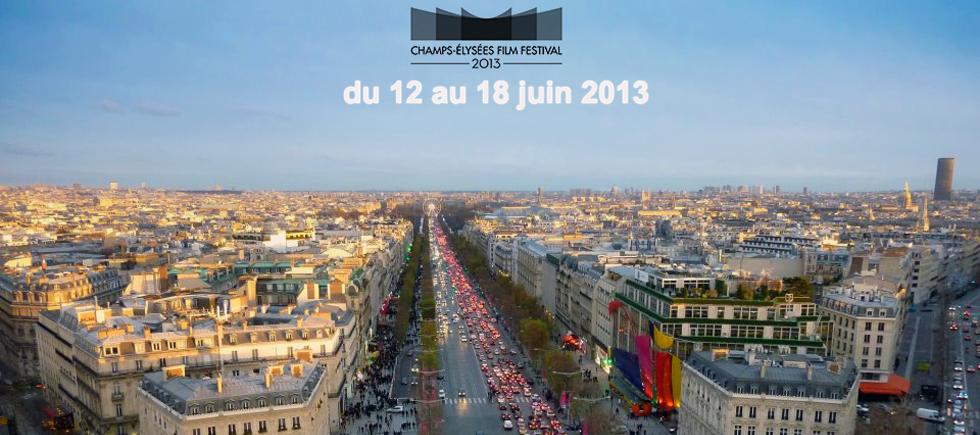 """""""Aujourd'hui et grâce au succès de sa première édition et de ses 15 000 spectateurs, commence la deuxième édition du Champs-Elysées Film Festival qui termine dans le 18 juin"""" Le Champs-Elysées Film Festival 2013 Le Champs-Elysées Film Festival 2013 Untitled 13"""
