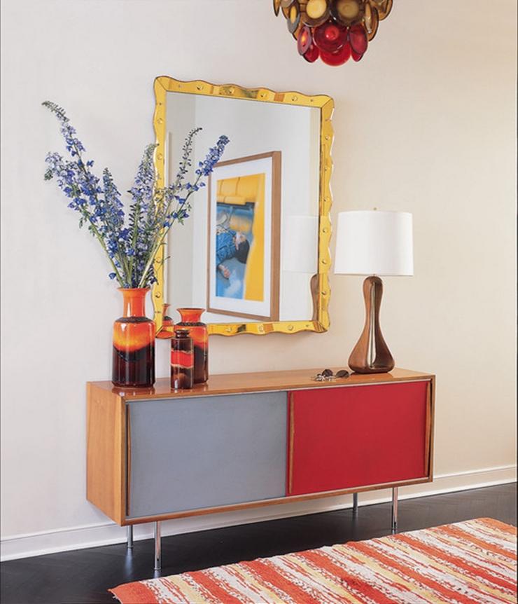 « Nous vous présentons quelques idées pour votre décoration d'intérieur avec des consoles rectangulaires »