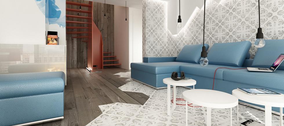 « Les pièces de design de capiton sont le point de repère dans le design d'intérieur de chaque salle de séjour et généralement les autres pièces sont choisies pour combiner avec le canapé ou les fauteuils. » 10 salons confortables avec un style moderne 10 salons confortables avec un style scandinave 2