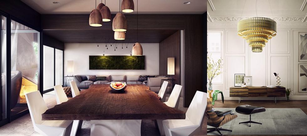 « Soit dans des hôtels, galeries, bars ou même chez nous, les lustres sont pièces de design imposants qui captent l'attention de toutes les personnes sur eux. » Les meilleurs lustres pour des grandes tables Les meilleurs lustres pour des grandes tables 3