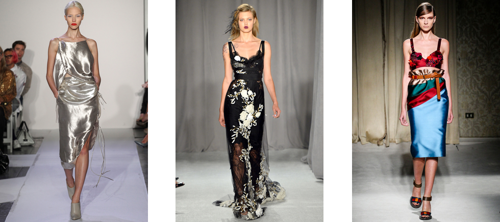 « VOGUE a créé un guide de mode pour le Printemps de 2014 et aujourd'hui nous vous présentons quelques des tendances qui sont sur ce guide. » Les dernières tendances pour 2014 Les dernières tendances pour 2014 Vogue