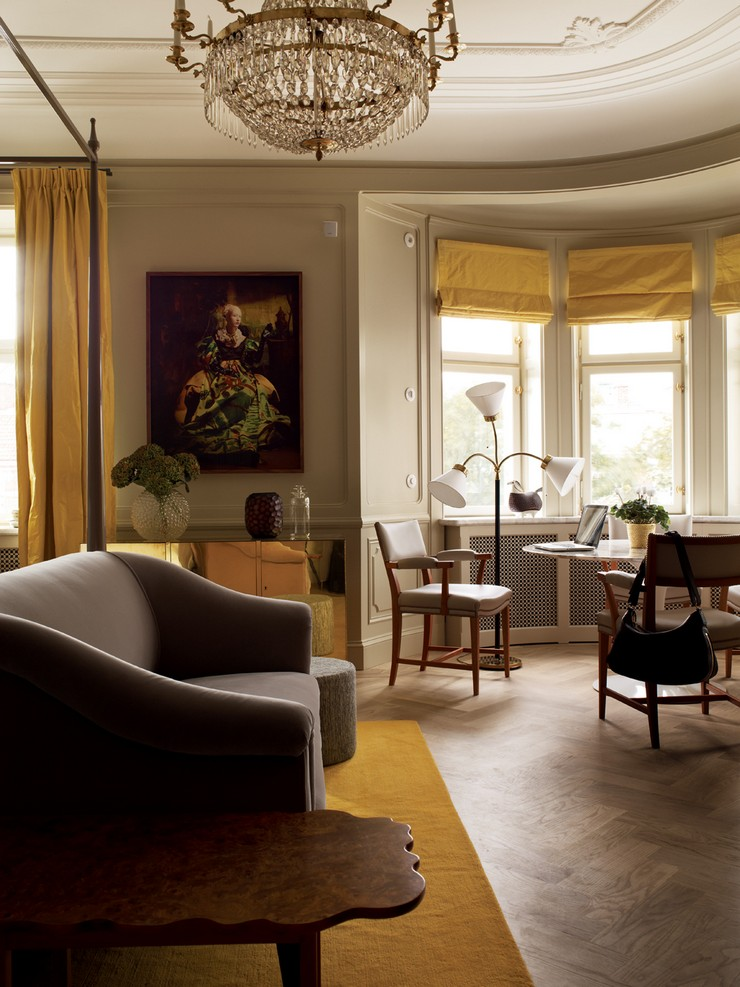 L'hôtel Ett Hem à Stockholm, hôtel de design, style déco Scandinave, beauté et fonctionnalité, les meilleures pièces de mobilier, antiquités, design scandinave, Architecture & Design, Magasins Deco