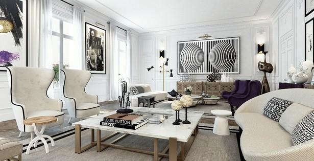 Apartement design à Saint-Germain-des-Prés Apartement design à Saint-Germain-des-Prés appartement saint germain paris 3 615x315
