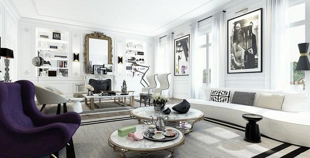 Apartement design à Saint-Germain-des-Prés Apartement design à Saint-Germain-des-Prés appartement saint germain paris 5 615x315