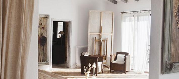 20 Inspirations d'intérieurs rustiques 20 Inspirations d'intérieurs rustiques rustic interior design soft 710x315