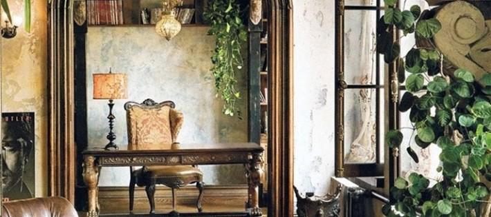 20 Inspirations d'intérieurs rustiques 20 Inspirations d'intérieurs rustiques rustic medieval interior design 710x315