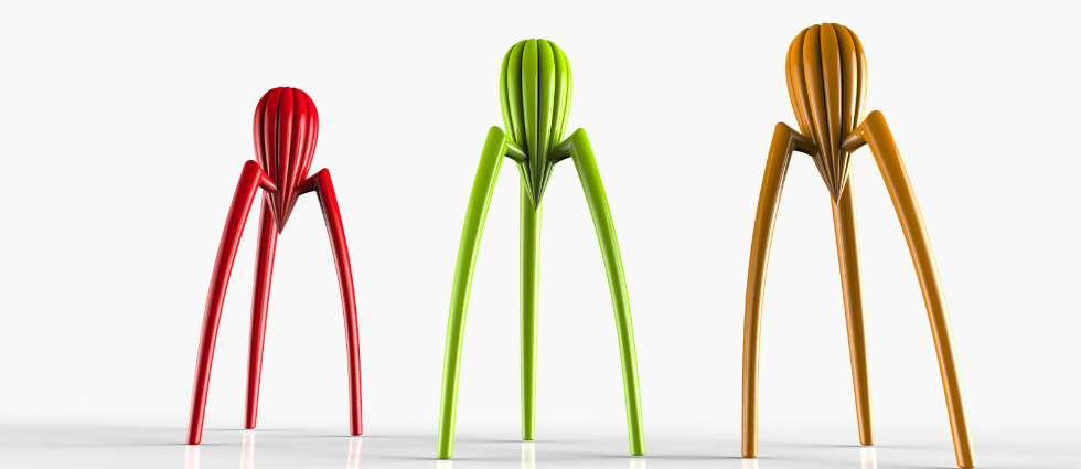Le Juicy Salif de Philippe Starck-1 Le Juicy Salif de Philippe Starck Le Juicy Salif de Philippe Starck Le Juicy Salif de Philippe Starck 1