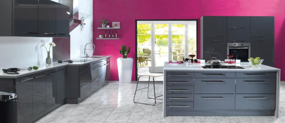 Couleurs pour votre cuisine - 1 Les 5 couleurs tendances pour votre cuisine Les 5 couleurs tendances pour votre cuisine Couleurs pour votre cuisine 1