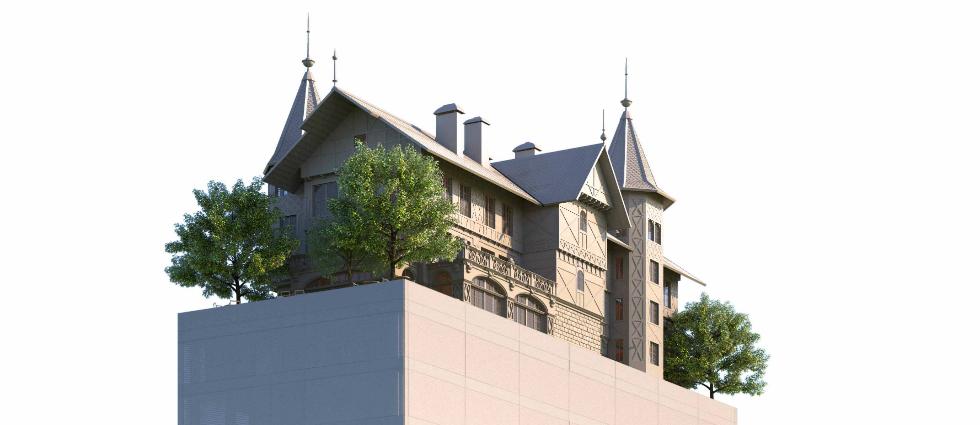 Philippe Starck - 1 Lancement d'un hôtel hors-norme conçu par Philippe Starck à Metz Lancement d'un hôtel hors-norme conçu par Philippe Starck à Metz Philippe Starck 1