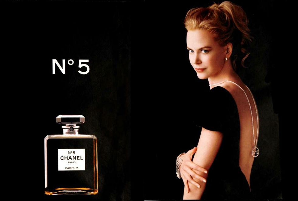 Chanel N ° 5: le Parfum pour cette saison Chanel N ° 5: le Parfum pour cette saison Chanel N   5