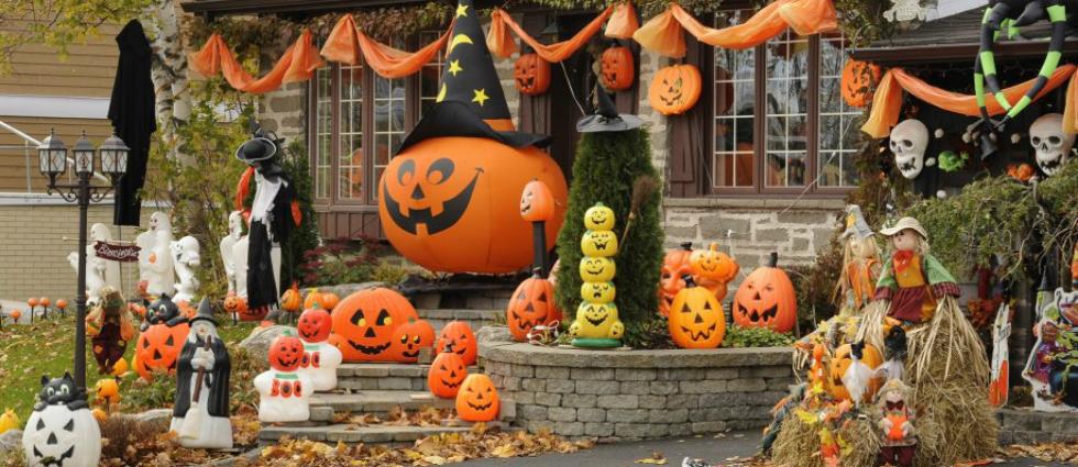 Les décorations 2015 pour Halloween Les décorations 2015 pour Halloween Halloween 11