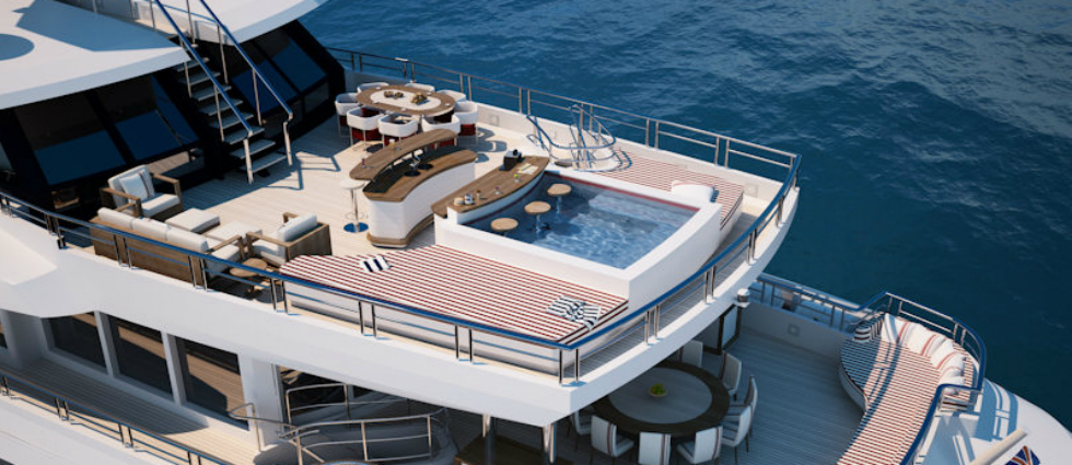 Alberto Pinto - 1 Les 5 meilleures décorations de yachts d'Alberto Pinto Les 5 meilleures décorations de yachts d'Alberto Pinto Alberto Pinto 1