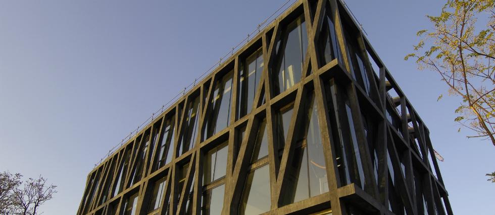 Pavillon Noir - 1 Le Pavillon Noir par Rudy Ricciotti Le Pavillon Noir par Rudy Ricciotti Pavillon Noir 1