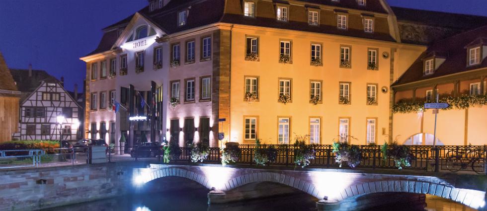 Petite France & Spa - 1 Le Régent Petite France & Spa à Strasbourg Le Régent Petite France & Spa à Strasbourg Petite France Spa 1