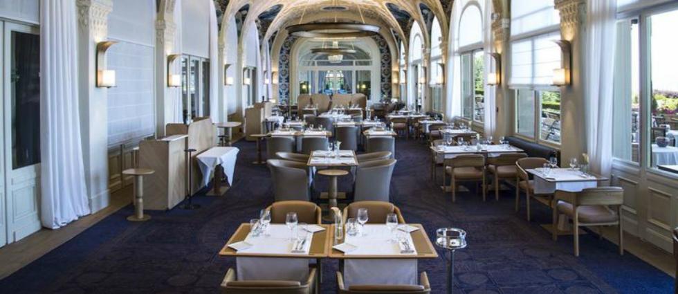 5 L'Hôtel Royal Evian décoré par François Champsaur L'Hôtel Royal Evian décoré par François Champsaur 52