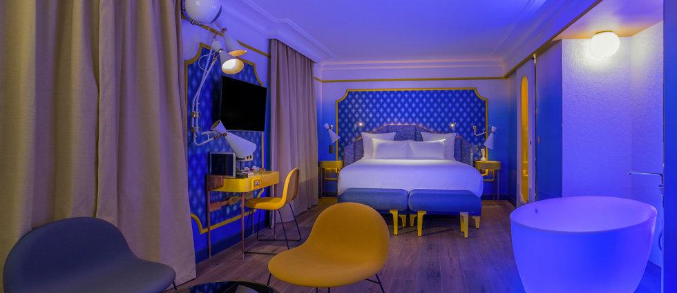 l'idol hotel L'hôtel Idol à Paris capa6