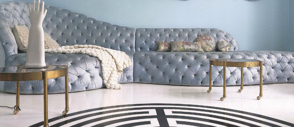 décoration baroque La déco baroque de Danielle Moudaber capa8