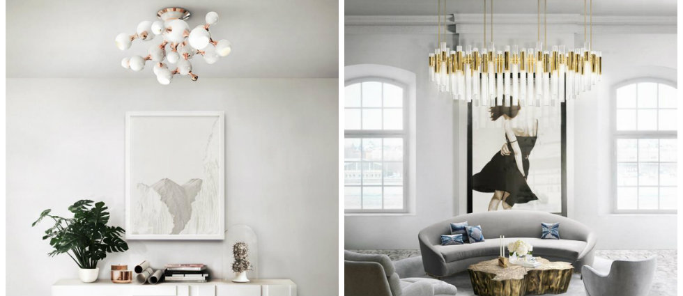 lustres pendentes Top 5 Lustres d'avoir dans votre salon capa3