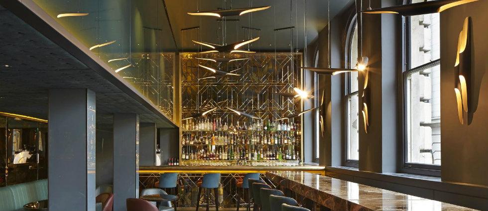 restaurant incroyable Un restaurant incroyable avec un design parfait capa9