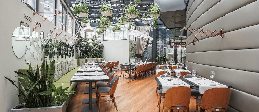 Berthelot restaurant Les jardins suspendus de Berthelot restaurant capa4