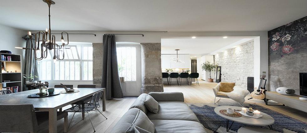 10 sur dix 10 Sur Dix , un studio magnifique à Paris 10 sur 10 00