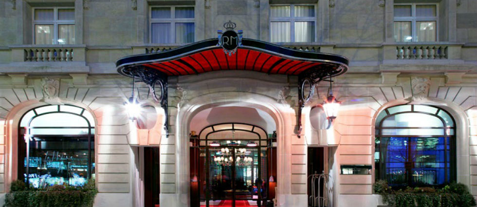 royal monceau Le Royal Monceau à Paris par Philippe Starck Featured Image