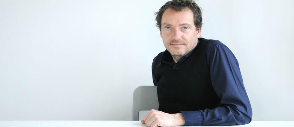 Pierre Charpin MAISON ET OBJET DÉSIGNE PIERRE CHARPIN CRÉATEUR DE L'ANNÉE 2017 Pierre Charpin1