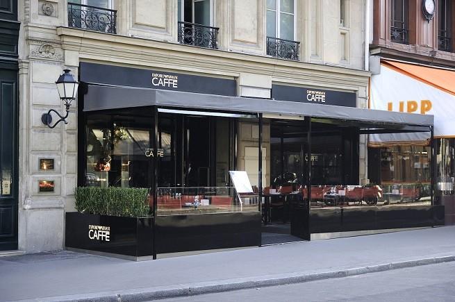 Maison et Objet 2017 Emporio Armani Caffé: L'endroit à visiter pendant Maison et Objet 2017 Where to go in Paris Emporio Armani Caff   4