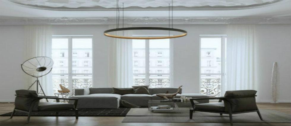 Appartement UN INSPIRANT APPARTEMENT PARISIEN EN 2027 CAp