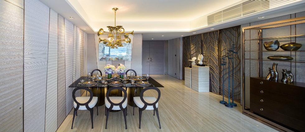 éclairage Idées d'éclairage pour une salle à manger digne d'un intérieur de luxe Dining room lighting ideas Delightfull Botti 11