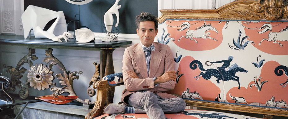Vincent Darré Vincent Darré : L'enchère de sa collection design surrealiste à paris Vincent Darr   to Auction off His Surrealist Design Collection in Paris 5