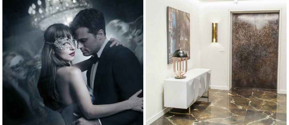fifty shade darket Fifty Shades Darker avec les lampes de Delightfull capa 1