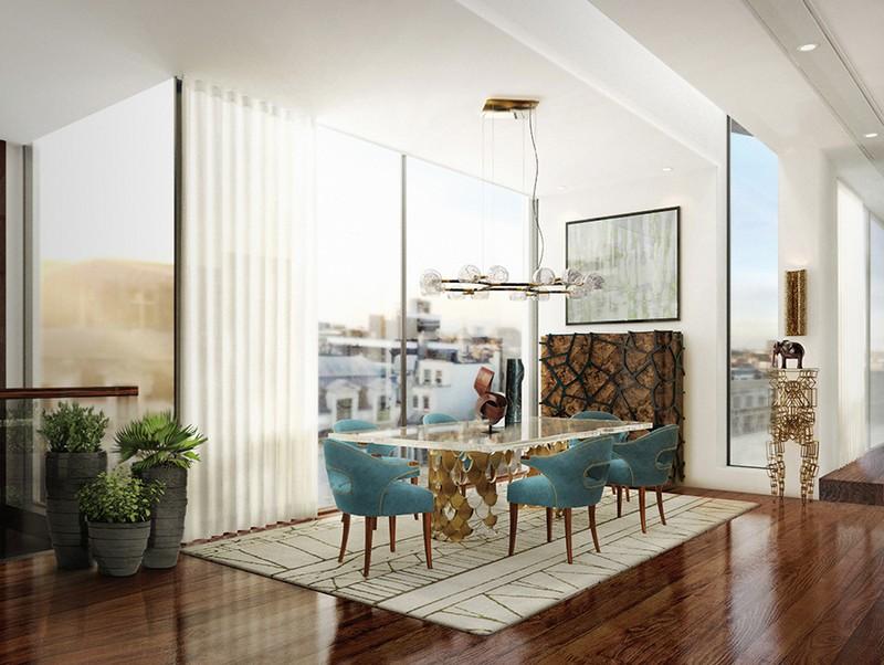 Inspirez-vous des projets tendances pour relooker votre intérieur! projets tendances Inspirez-vous des projets tendances pour relooker votre intérieur ! Dining Room Brabbu 06 1 1
