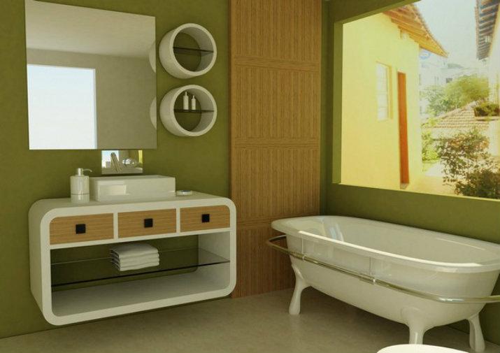 Idées printemps pour salles de bain Idées printemps Idées printemps pour votre salle de bain Primptemps 4