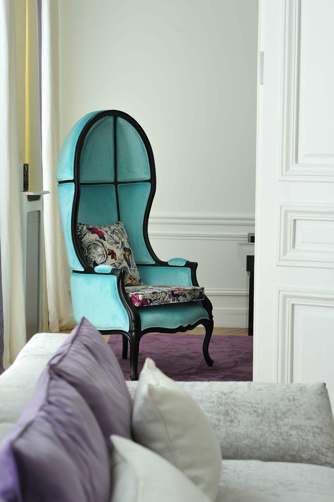 Inspirez-vous de la décoration d'intérieur du Art Chic Apartment! décoration d'intérieur Inspirez-vous de la décoration d'intérieur du Art Chic Apartment! 4