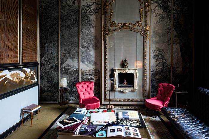 Design d'intérieur italien: explorez les plus belles maisons! Design d'intérieur Design d'intérieur italien: explorez les plus belles maisons! Carlo Mollino Turin House 1stdibs