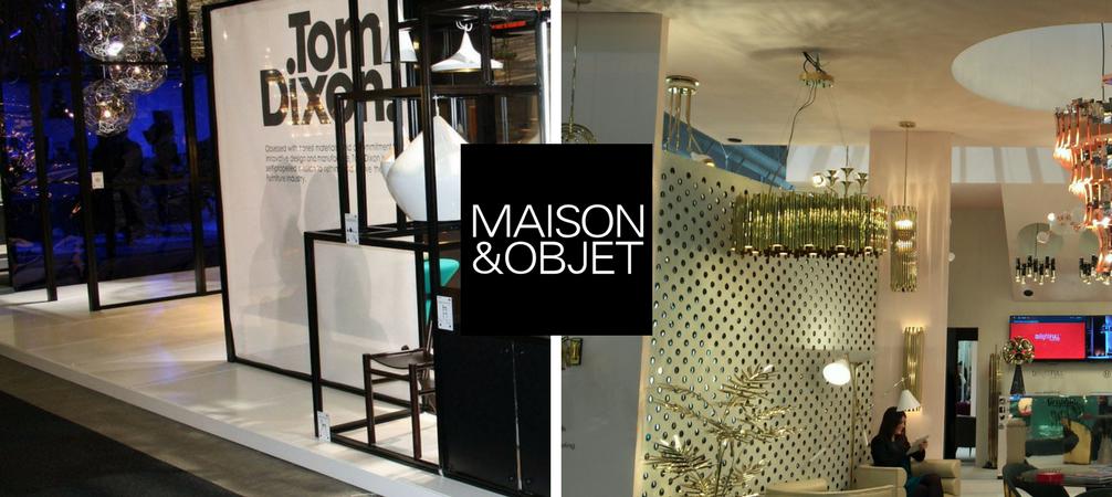 Incroyables marques de meubles et d'éclairage exposées dans Maison et Objet Septembre 2017 The Best Brands That Will Be Exhibiting At Maison et Objet 2017 1