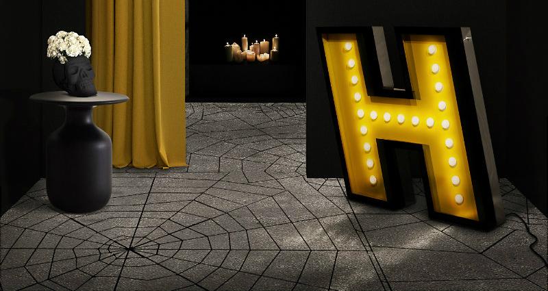 Être L'Hôte de la Meilleure Fête Avec ces Décorations d'Halloween Get Inspired By These Spooktacular Halloween Decorations 3