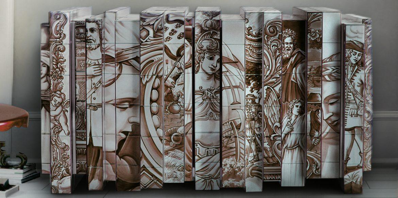Découvrez le Heritage, Une Collection de Meubles de Style Contemporain heritage sepia sideboard 02