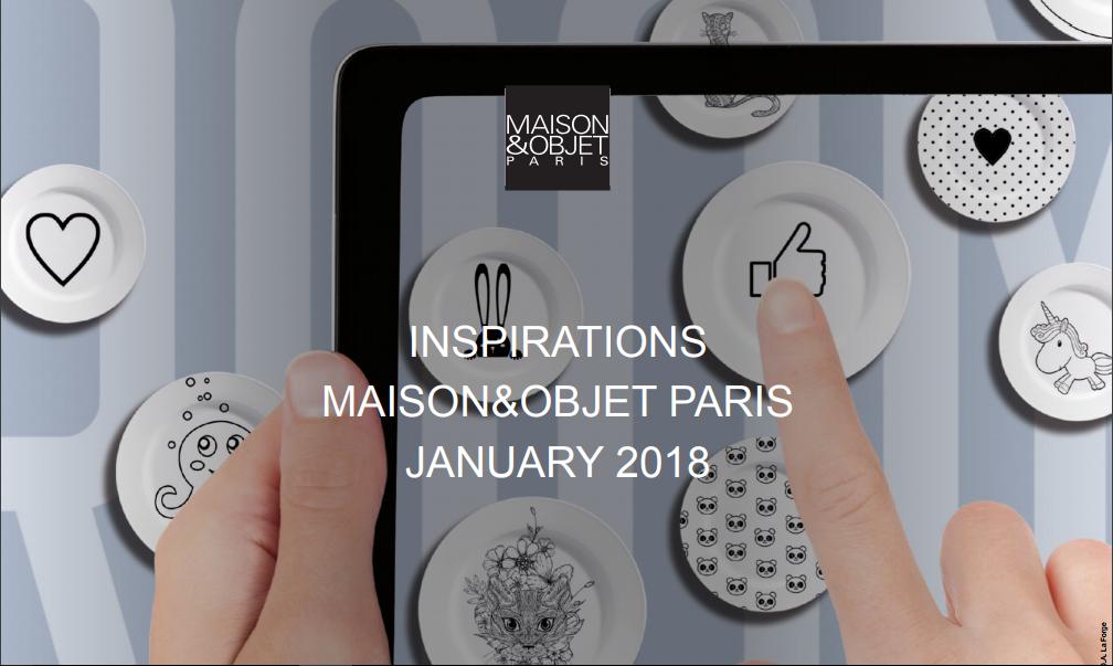 5 Questions a Vincent Grégoire sur Inspirations de Maison et Objet 2018 inspirations 3