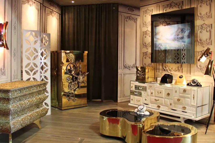 Salon du Meuble de Milan 2018, le Top Rendez-Vous de Design du Monde Boca do Lobo Showcases Luxury Furniture at BDNY cover