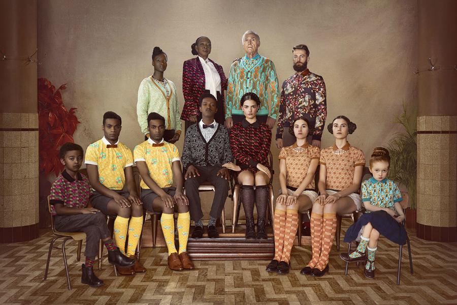 Mosaert, le Label Créatif de Stromae, á Sorti une Collection pour Bon Marché bedd4622c7bfa1a6c23306a49099bb84