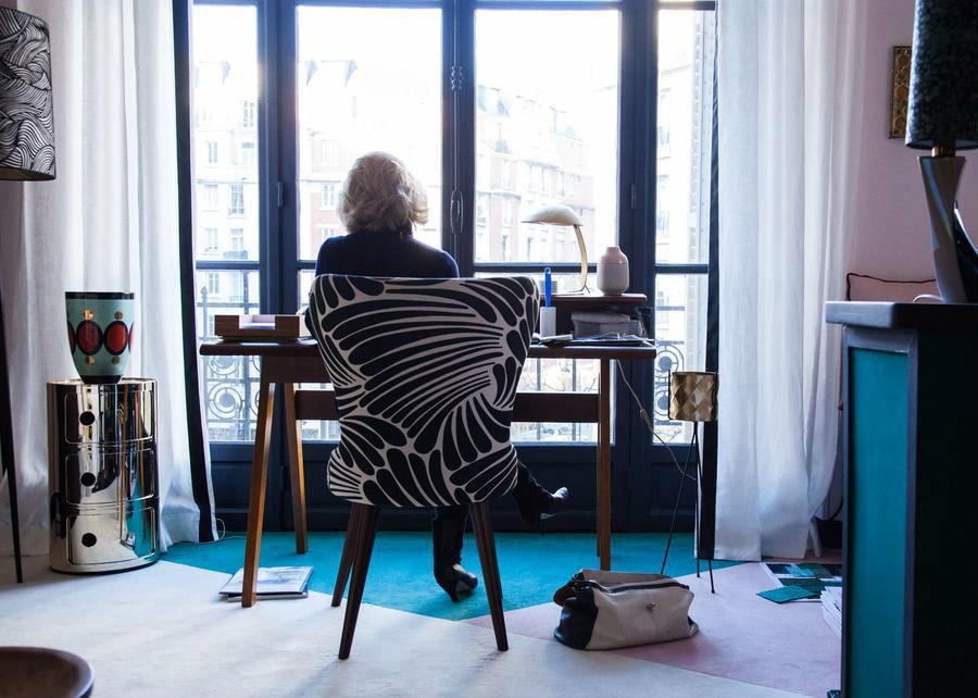 Un Intérieur Chic et Élégant Imaginé Par Anne Sophie Pailleret Couv