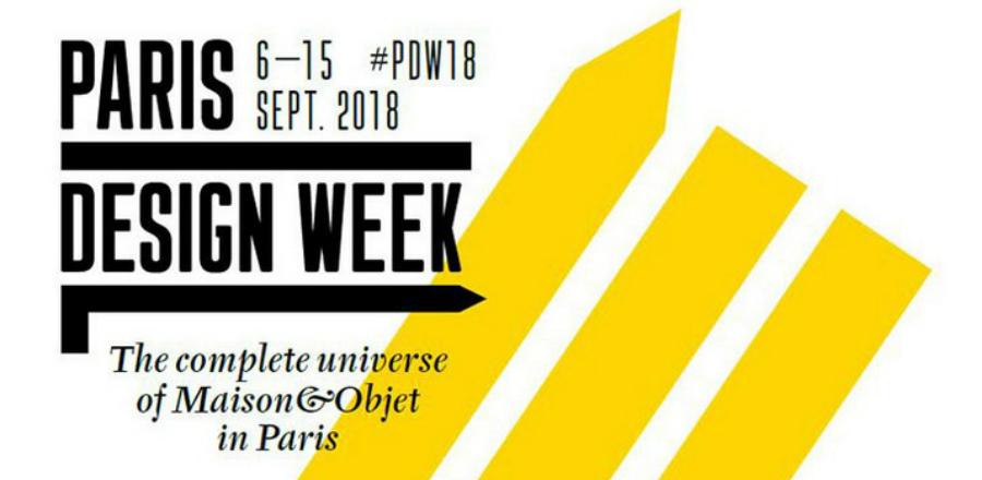 Pourquoi vous ne devriez pas manquer la Paris Design Week Septembre 2018 Pourquoi vous ne devriez pas manquer la Paris Design Week Septembre 2018 1 1
