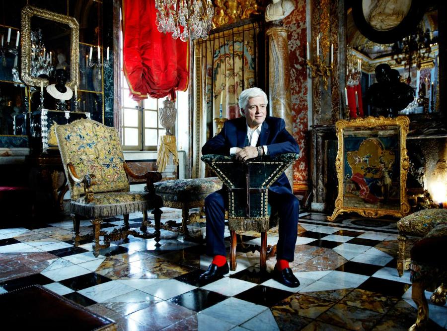 Jacques Garcia – un Contributeur Visionnaire à l'Industrie de l'Accueil yyyy