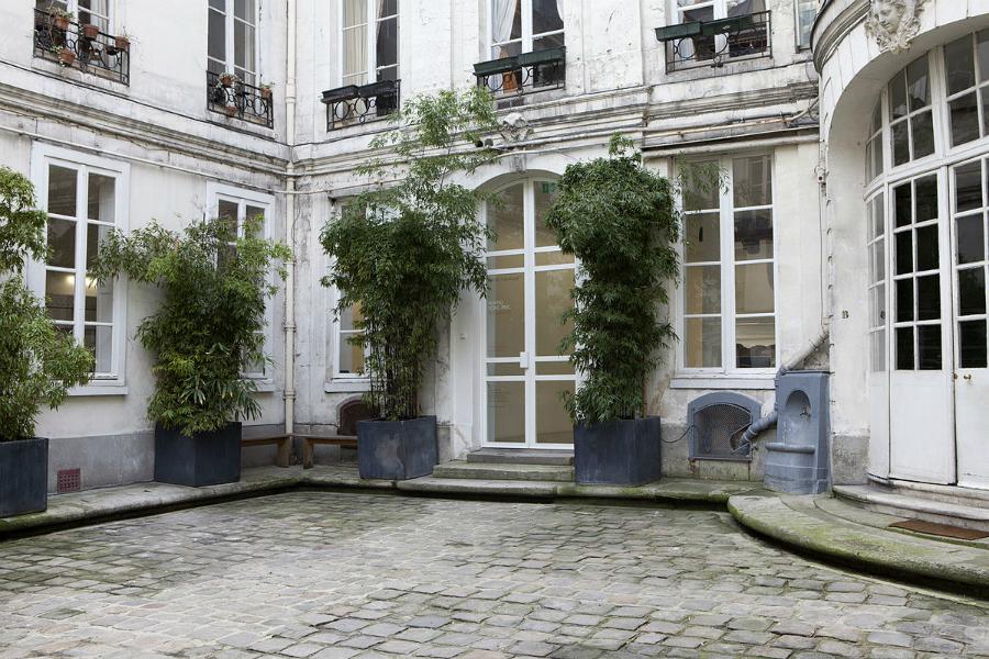 Les Meilleures Galeries D'Art À Paris À Visiter – Part 1 1200px Galerie Kamel mennour paris
