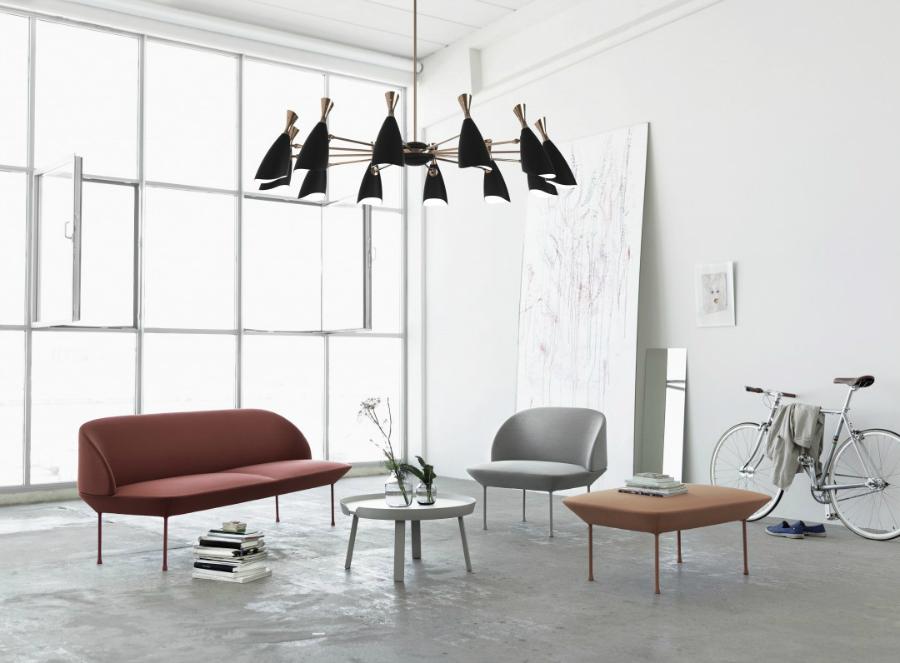 Idées de Decoration: Les Pièces Parfait pour un Pied-à-Terre duke 12 suspension ambience 01 HR3a884957bda4e92da2d37d04c6c5182a