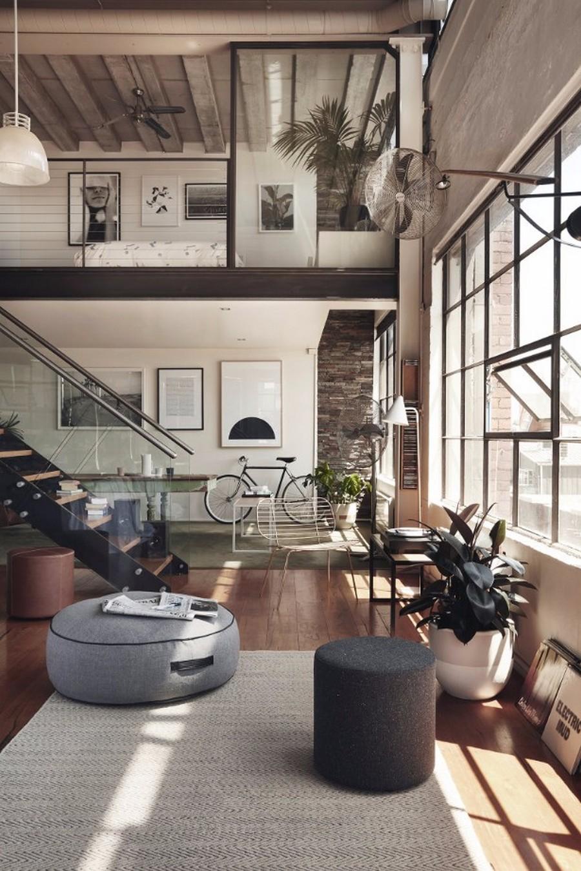 Sentez-vous inspiré par ces lofts industriels de New York Sentez vous inspir   par ces lofts industriels de New York 1 1