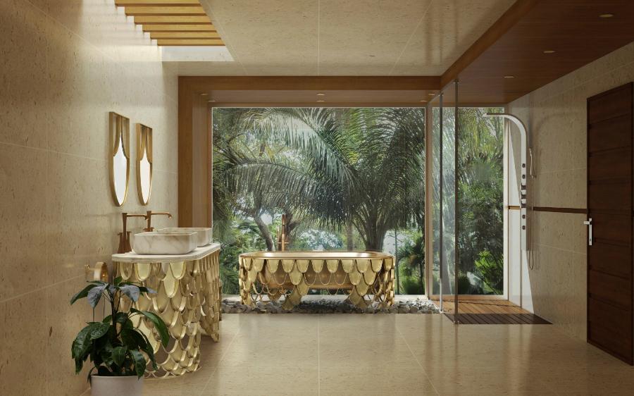 Renouvelez votre salle de bain et laissez-vous inspirer par les tonalités de Mix-Metals jnk